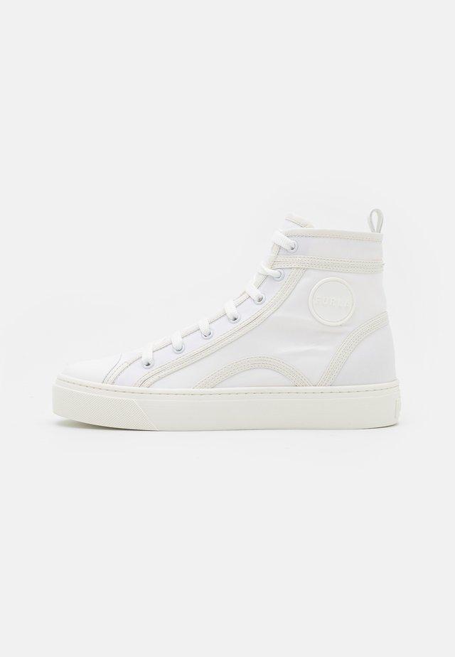 BINDING TOP  - Sneakers hoog - talco