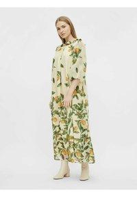 Object - Maxi dress - sandshell - 3