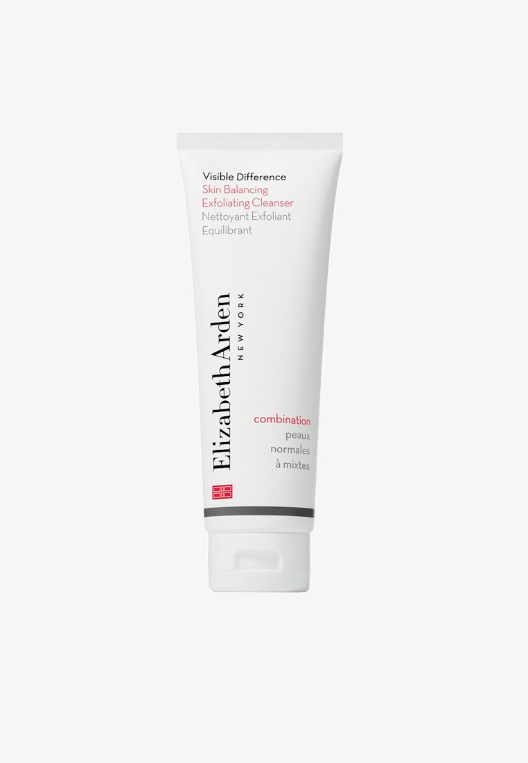 Elizabeth Arden - VISIBLE DIFFERENCE SKIN BALANCING EXFOLIATING CLEANSER 125ML - Gesichtsreinigung - -