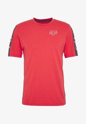RANGER - Print T-shirt - bright red