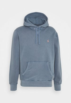 HOOD LONG SLEEVE - Sweatshirt - carson blue