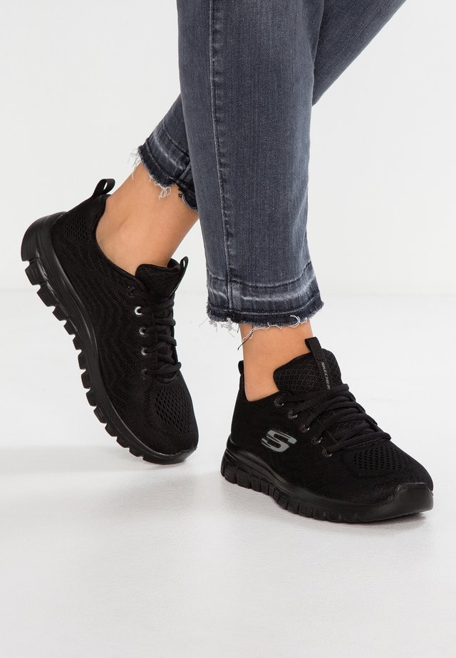 GRACEFUL - Trainers - black