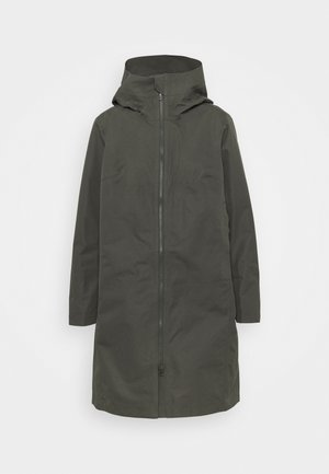 ONE - Parka - baremark green