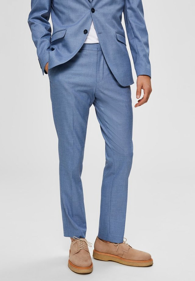 Spodnie garniturowe - light blue