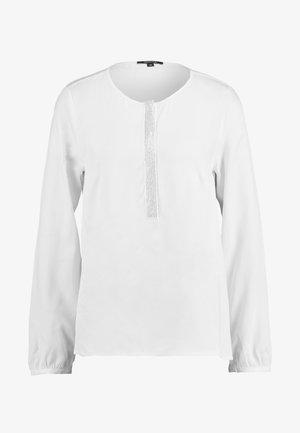 LANGARM - Bluser - white