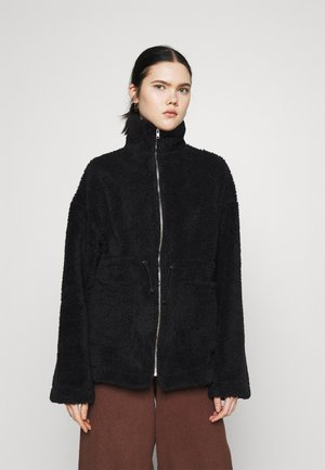 POCKET JACKET - Winter jacket - black