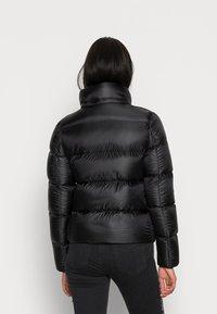 Calvin Klein Jeans - SHINY  - Down jacket - black - 3
