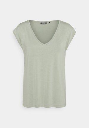 PCKAMALA TEE - T-shirt basique - desert sage