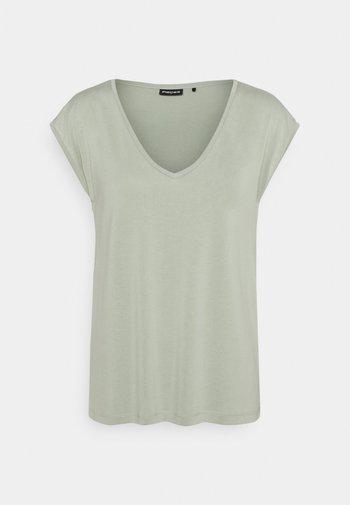 PCKAMALA TEE - Camiseta básica - desert sage