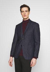 Esprit Collection - MODERN - Blazer jacket - dark blue - 0