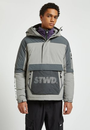 Winter jacket - dark grey