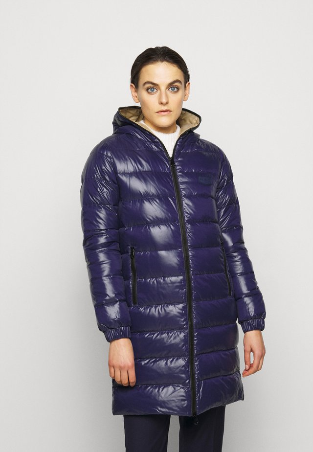 TYLDUE - Down coat - laguna blu