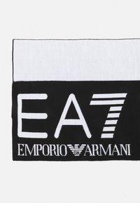 EA7 Emporio Armani - UNISEX - Šála - black/grey - 3