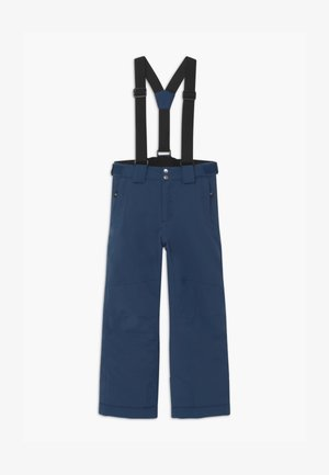 OUTMOVE PANT UNISEX - Snow pants - dark denim