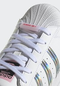 adidas Originals - SUPERSTAR W - Baskets basses - ftwwht/trupnk/cblack - 5