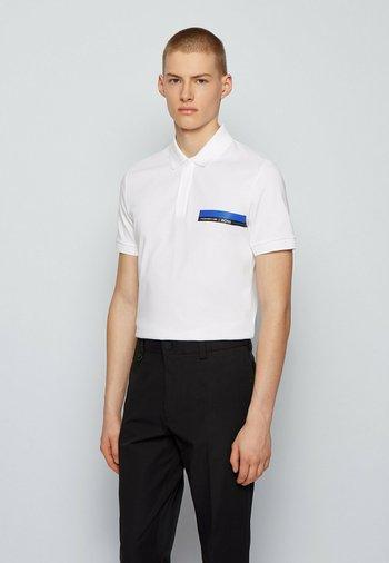 POLSTON  - Polo shirt - white