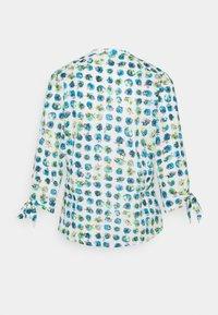 Emily van den Bergh - Long sleeved top - blue/green - 1