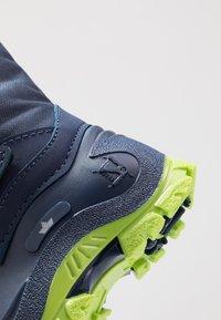 LICO - WERRO - Zimní obuv - blau - 2