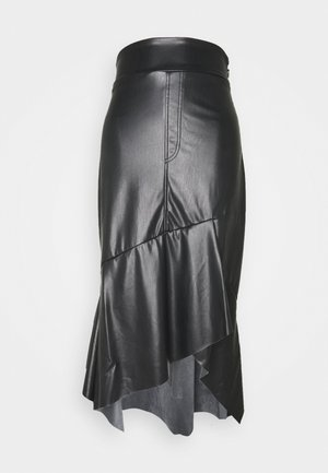 RARA  - A-line skirt - black