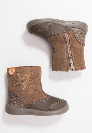 Dětské boty - taupe