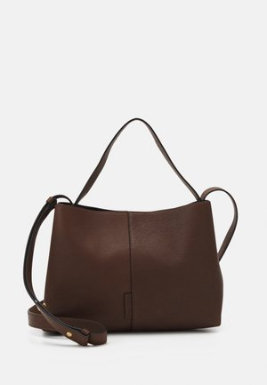 GERI - Across body bag - chocolate brown