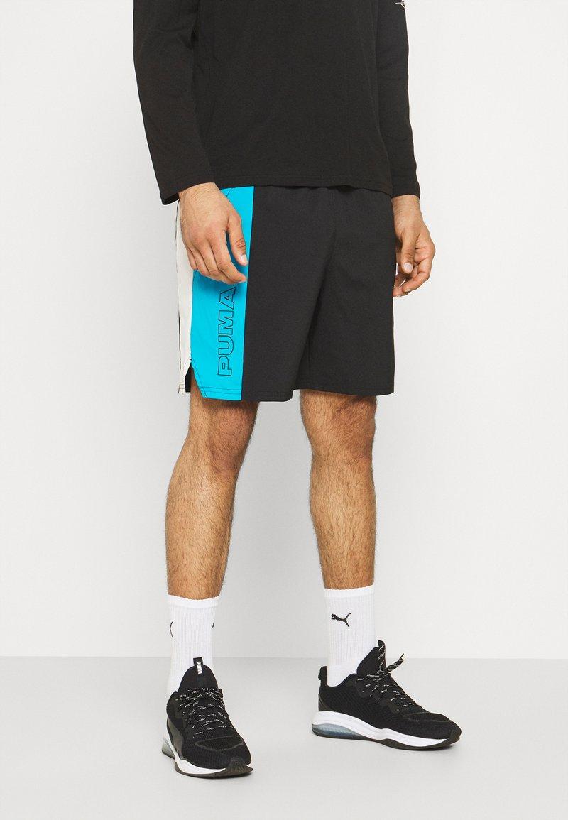 Puma - EXCITE SHORT - Sports shorts - black