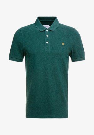 BLANES  - Polo shirt - bright emerald marl