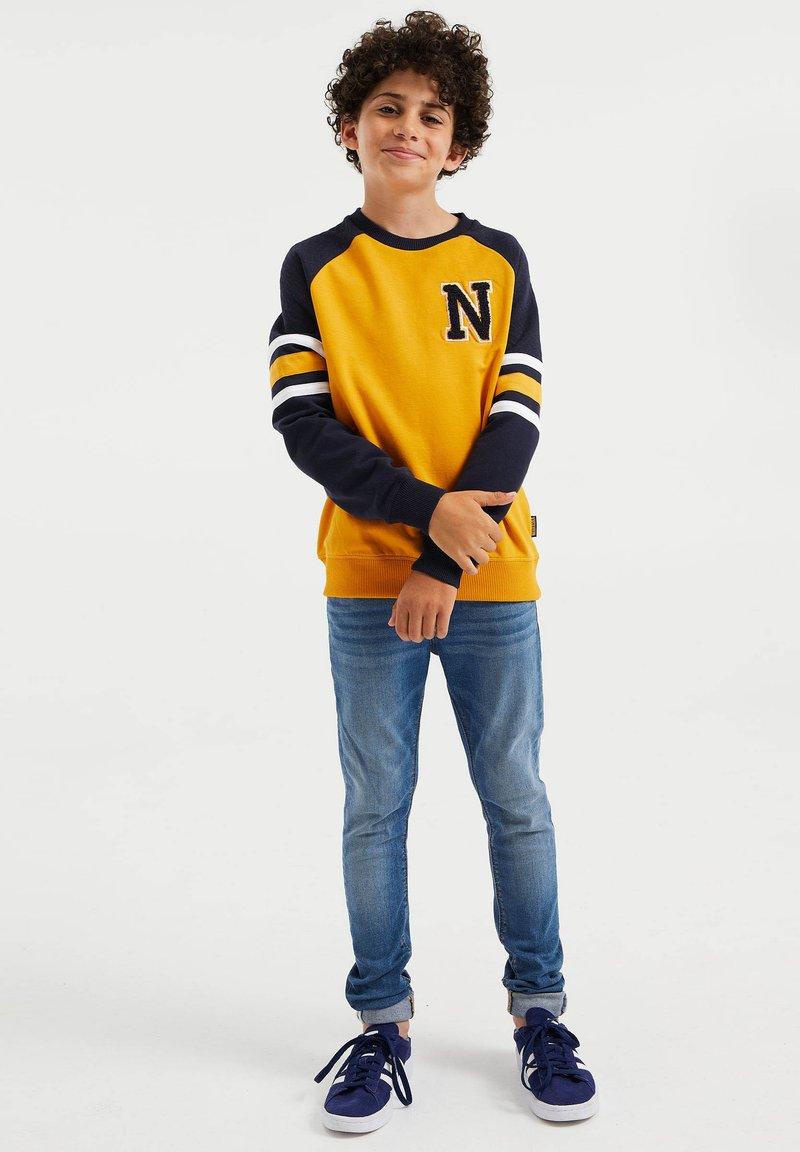 WE Fashion - Sweatshirt - yellow