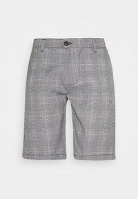 Shine Original - CHECKED - Shorts - grey - 4