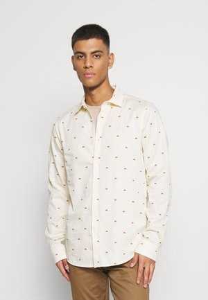 ALL OVER PRINTED SHIRT - Shirt - offwhite/multicoloured