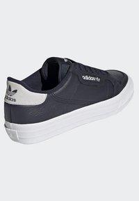 adidas Originals - CONTINENTAL VULC SHOES - Sneakers - blue - 4