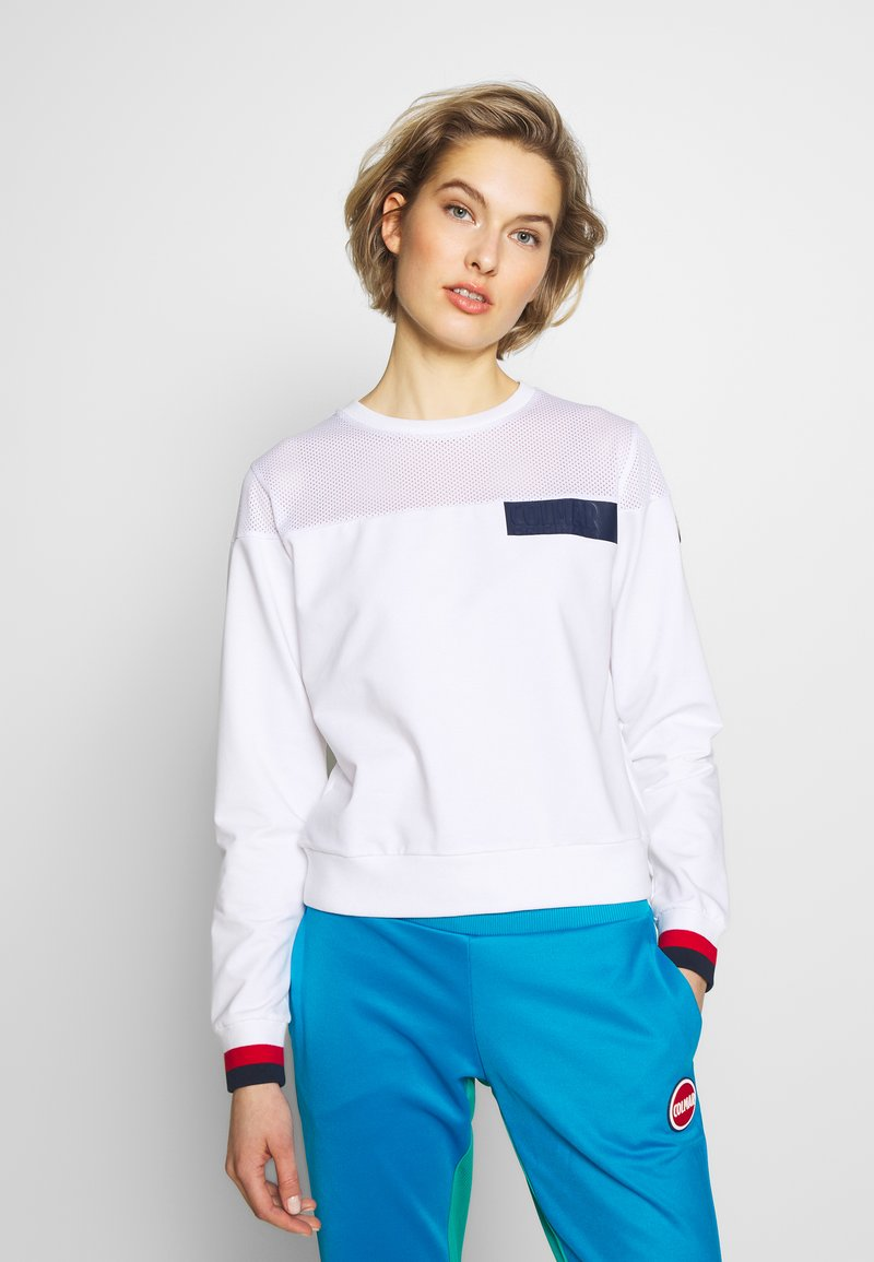 Colmar Originals - Sweatshirt - white