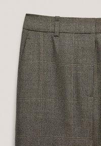 Massimo Dutti - Trousers - light grey - 4