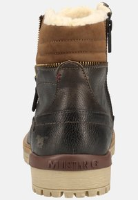 Mustang - Lace-up ankle boots - graphit - 3