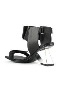 United Nude - ROCKIT RUN - High heeled sandals - black - 2