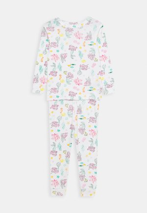 TODDLER GIRL ARIEL SET - Pyžamo - new off white