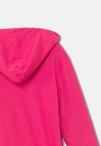 Desigual - FLORA - Sweater met rits - red - 4