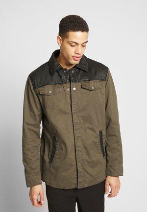 BEDRAKE - Summer jacket - khaki