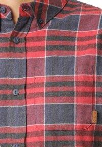 Mazine - REDCAR - Overhemd - navy / red - 2