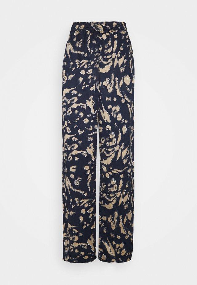 VMHAILEY PANT - Pantalon classique - navy blazer/hailey