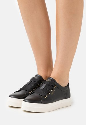 AVONA - Sneakers - black