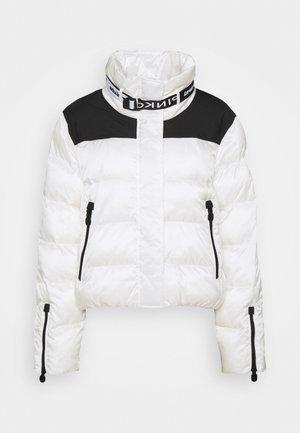 IPNOTICO IMBOTTITO CANGIANTE - Veste d'hiver - black/white
