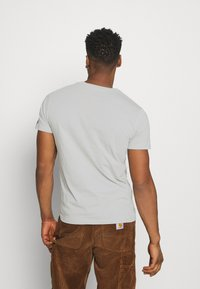 Replay - T-shirt basic - cold grey - 2