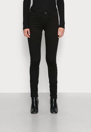 NEW LUZ PANTS - Jeans Skinny Fit - black