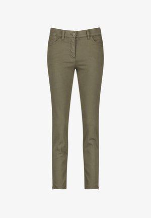 BEST ME  - Jeans Skinny Fit - khaki