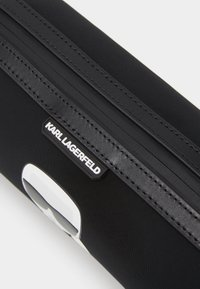 KARL LAGERFELD - IKONIK BARREL - Handbag - black - 5