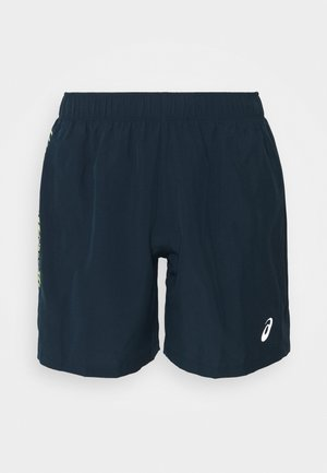 ICON SHORT - Sports shorts - french blue/sour yuzu
