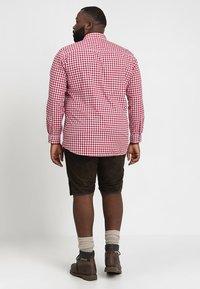 Stockerpoint - RUFUS BIG NEW - Shirt - dunkelrot - 2
