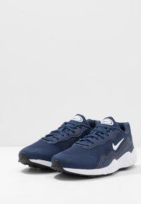 Nike Sportswear - ALPHA LITE - Trainers - midnight navy/white/black - 2