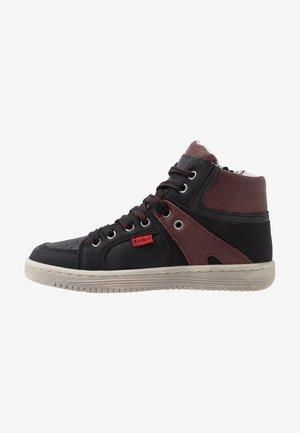 LOWELL - Sneakers hoog - other black